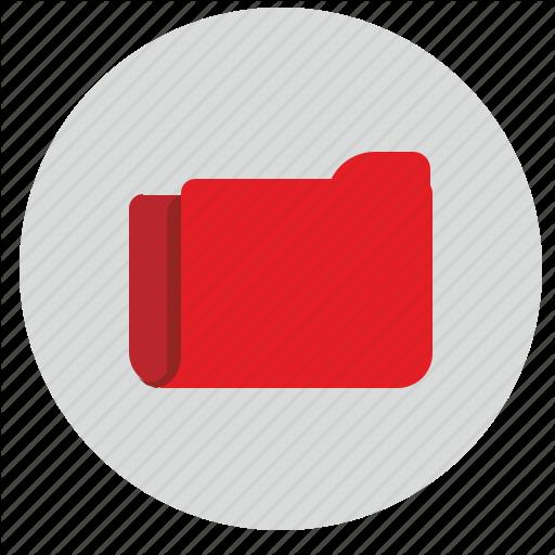 Api, Documents, File, Folder, Pdf, Round Icon