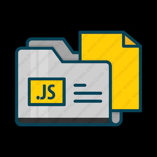 Download Js,folder Icon Inventicons