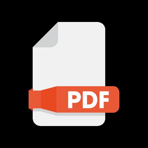 Folder, Document, File, Pdf Icon