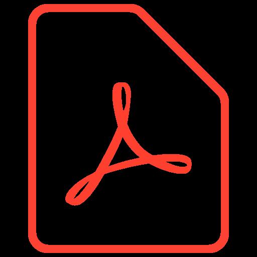 Reader Icon, File, Acrobat, Pdf Icon, Pdf, Document, Adobe Icon