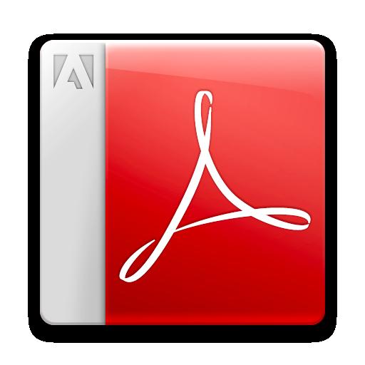 Pdf Icon Transparent At Getdrawings Free Download