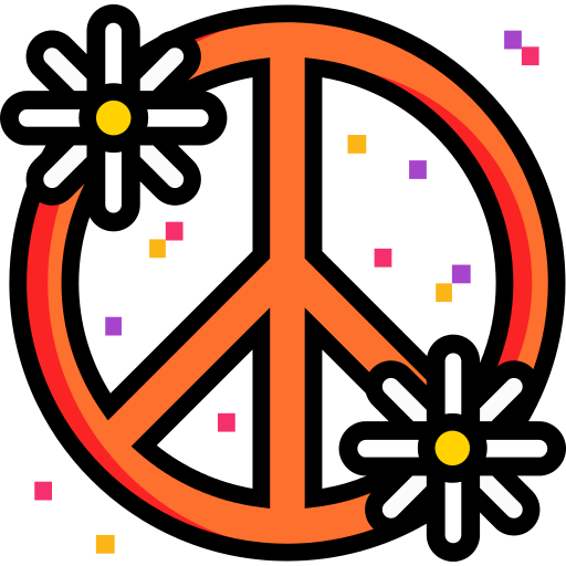 Peace Sign Png Icon