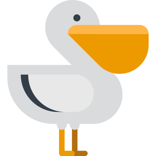Pelican, Animal, Animals Icon With Png And Vector Format For Free