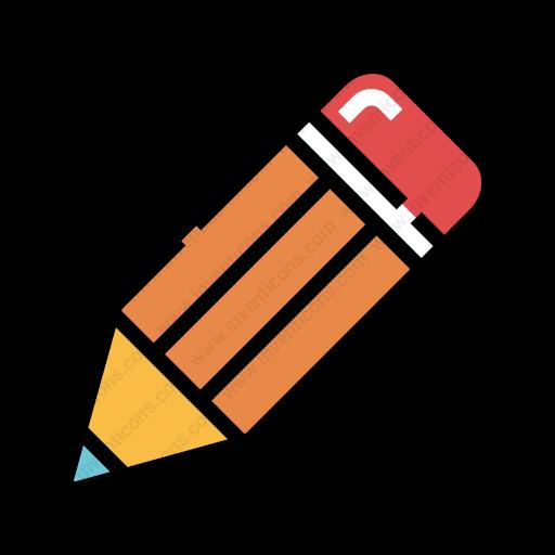Download Pencil Icon Inventicons