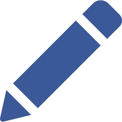 Facebook Pencil Icon