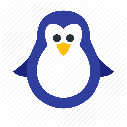 Christmas, Penguin, Rookery, Winter Icon