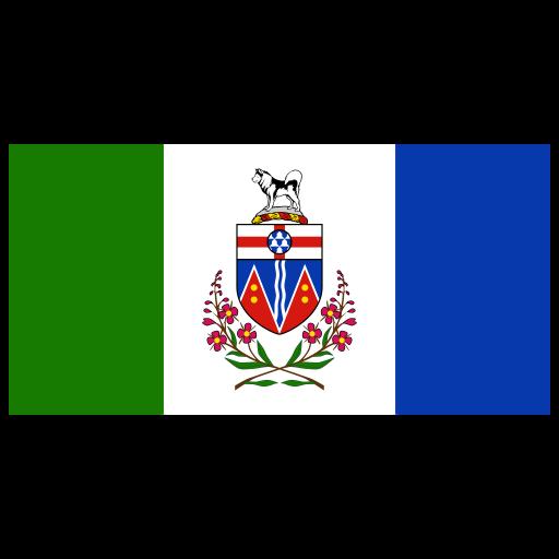 Ca Yt Yukon Territory Flag Icon