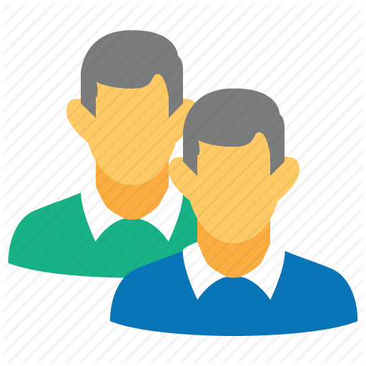 Couple, Forum, Friends, Group, More, People, Users Icon