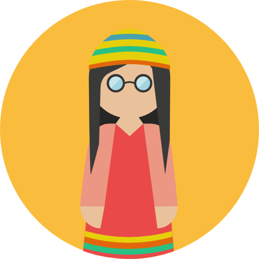 People Culture Flat Icon