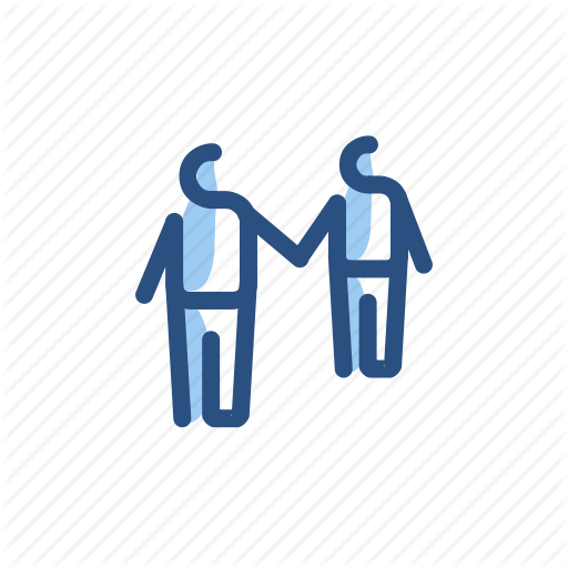 Deal, Hands, Handshake, Hold, People Icon