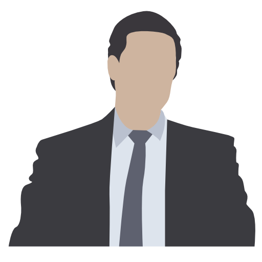 Person, Business, People, Executive, Boss, Man, Male Icon Free