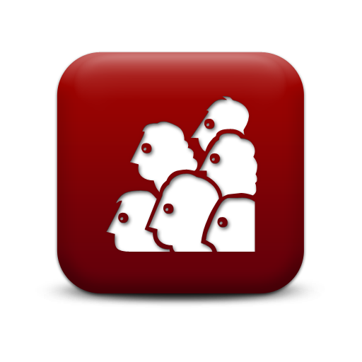 Red Person Icon Images