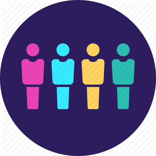 Infographic People Icon Business Infographics People Survey Icon