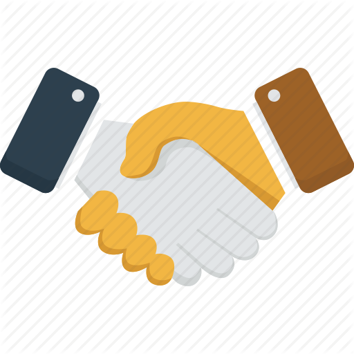 Shaking Hands Icon Images