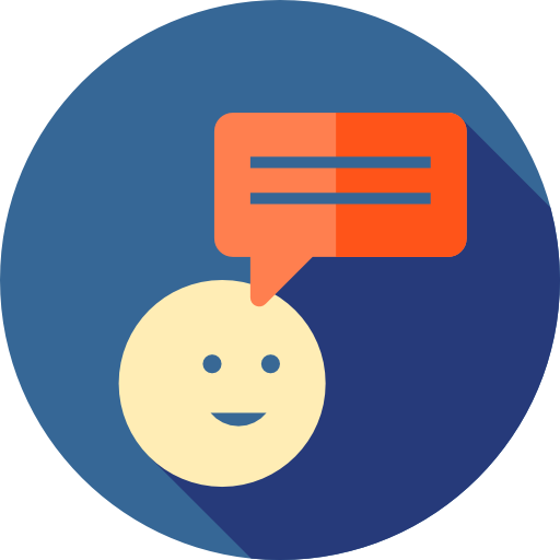 Man, Speech Bubble, Chatting, Talking, People, Communications