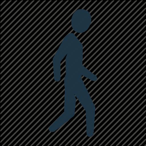 Fail, Loser, Man, People, Walking Icon