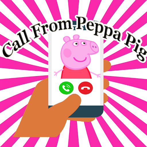Fake Call From Pepa Pig Apk