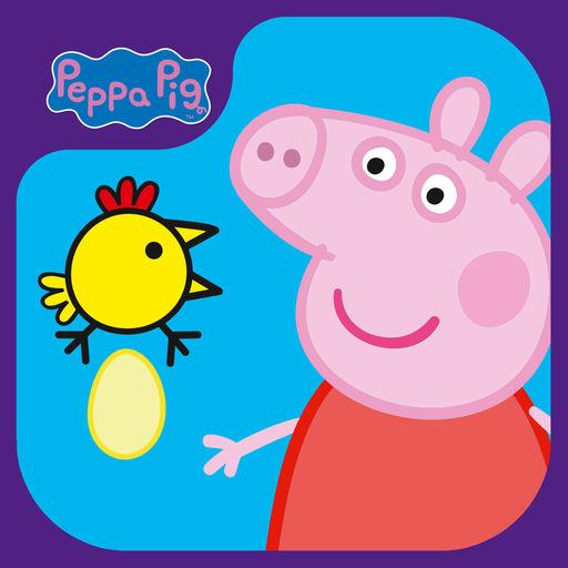 Peppa Pig Happy Mrs Chicken
