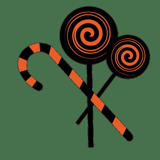 Peppermint Candy Cartoon