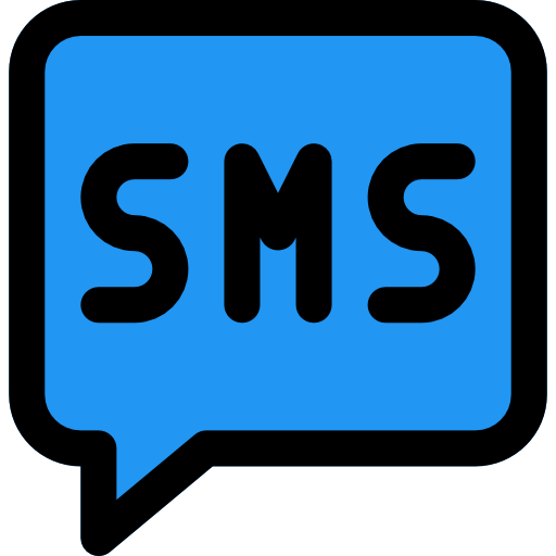 Sms Icon Mobile Pixel Perfect
