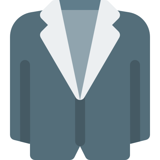 Tuxedo Icon Clothes Pixel Perfect