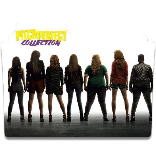 Pitch Perfect Collection Folder Icon