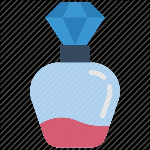 Beauty, Cosmetics, Fragrance, Perfume Icon