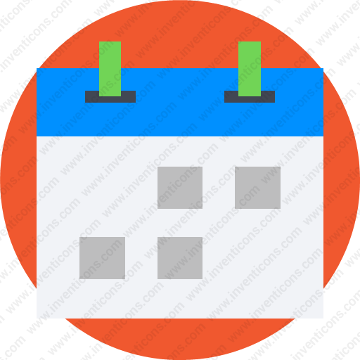 Download Calendar,date,period,schedule,deadline Icon Inventicons