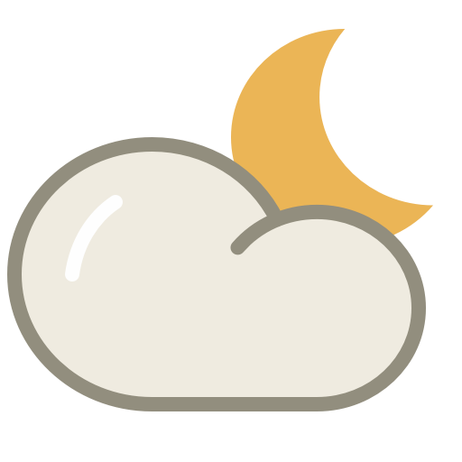 Moon Period Icon Lovely Weather Iconset Custom Icon Design