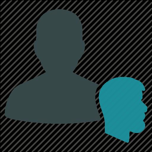 Account, Avatar, Customer, Head, Human, Man, Person Icon