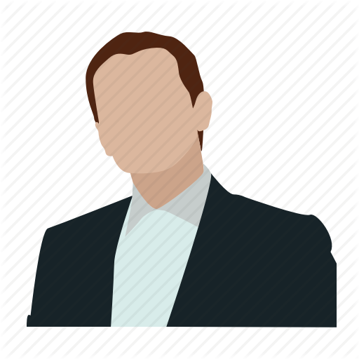 Broker, Face, Head, Lawyer, Notary, Partner, Person Icon