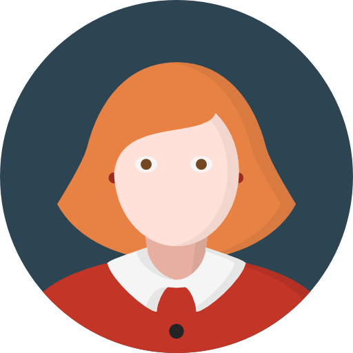 Woman, Red Head, People, Avatar, Person, Human Icon Free