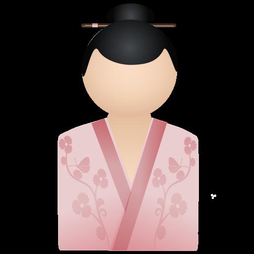 Free Kimono Pink Woman Account Person People Human User