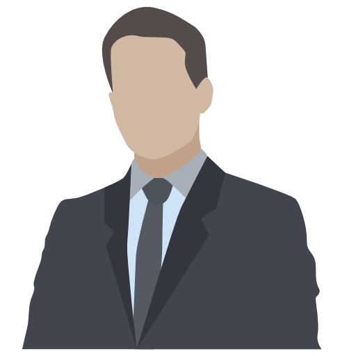 Boss, Man, Person, Business, People, Executive Icon Free