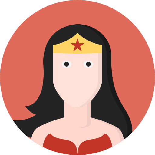 Wonder, Woman, People, Avatar, Person, Human Icon Free Of Free