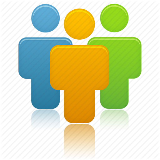Group People Icon Images