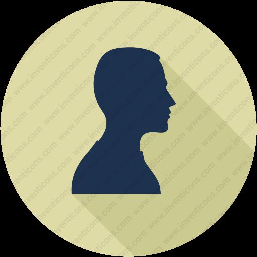 Download User,male,man,person,profile Icon Inventicons