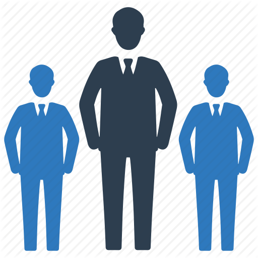 Leader Vector Silhouette Transparent Png Clipart Free Download