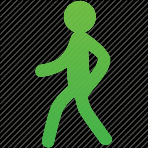 Action, Exit, Go, Ignore, Man, Walk, Walking Icon