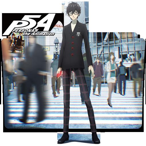 Persona Folder Icon