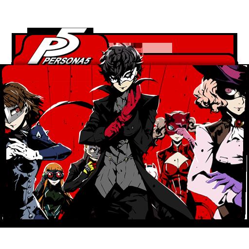 Persona Icon Folder