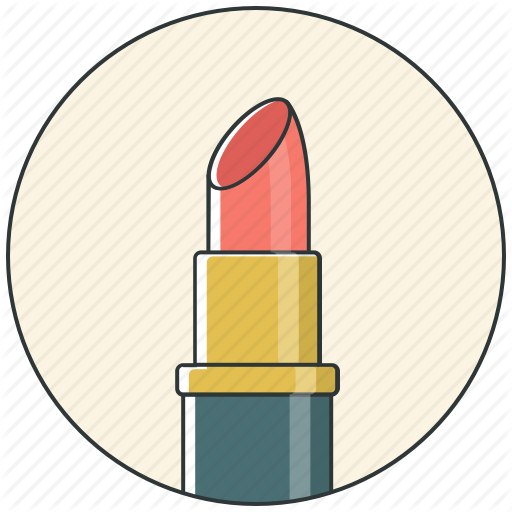 Beauty, Cosmetics, Lipstick, Personal Care Icon