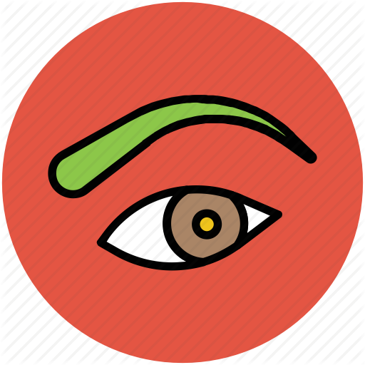 Beauty Care, Eye, Eye Care, Eyebrow, Personal Care Icon