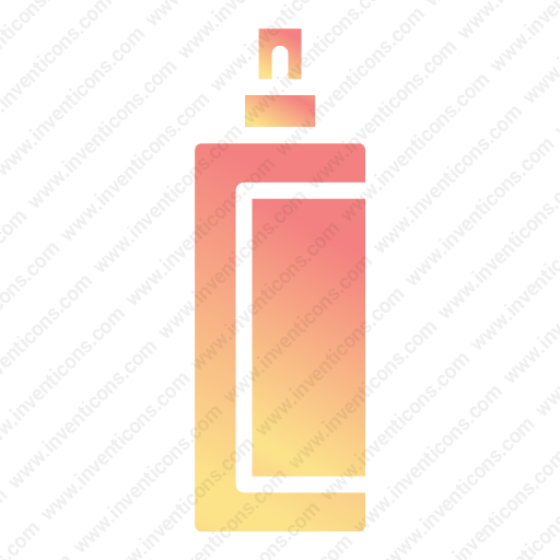Download Hair,spray Icon Inventicons