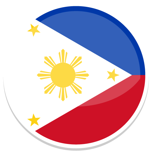 Philippines, Flag, Flags Icon Free Of Round World Flags Icons