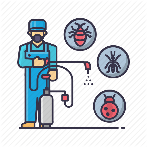 Bug, Compressor, Control, Insects, Pest, Smoke, Spray Icon