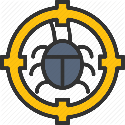 Bug, Control, General, Pest, Service, Target Icon