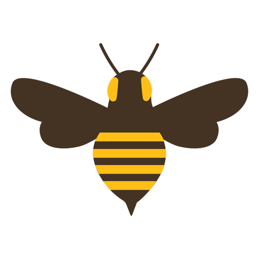 Bee Wasp Wing Sting Stripe Icon