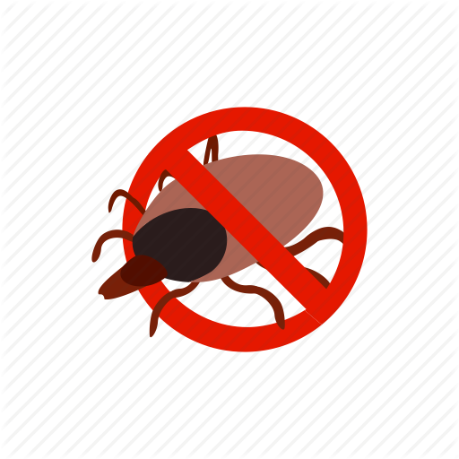 Blog, Disease, Insect, Isometric, Pest, Tick, Warning Icon
