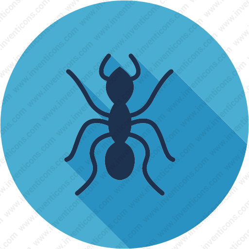 Download Ant,bug,insect,pest,pismire,termite Icon Inventicons